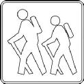 Walking in England Logo